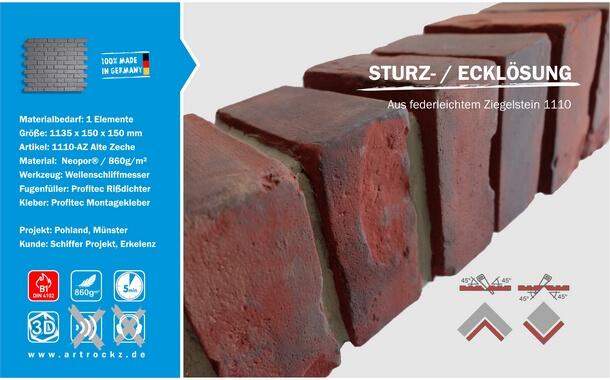 Sturz Eckloesung