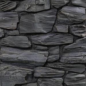 Bruchstein Rock Black
