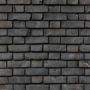 Ziegelstein Brick Black