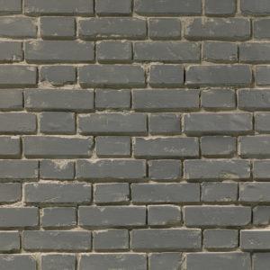 Ziegelstein Brick Pure Grey