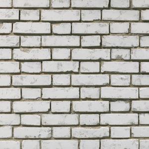 Ziegelstein Brick Pure White