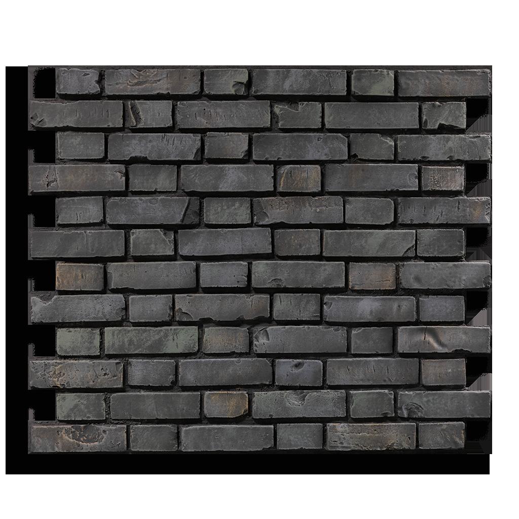 Produktaufnahme Ziegelstein Brick Black