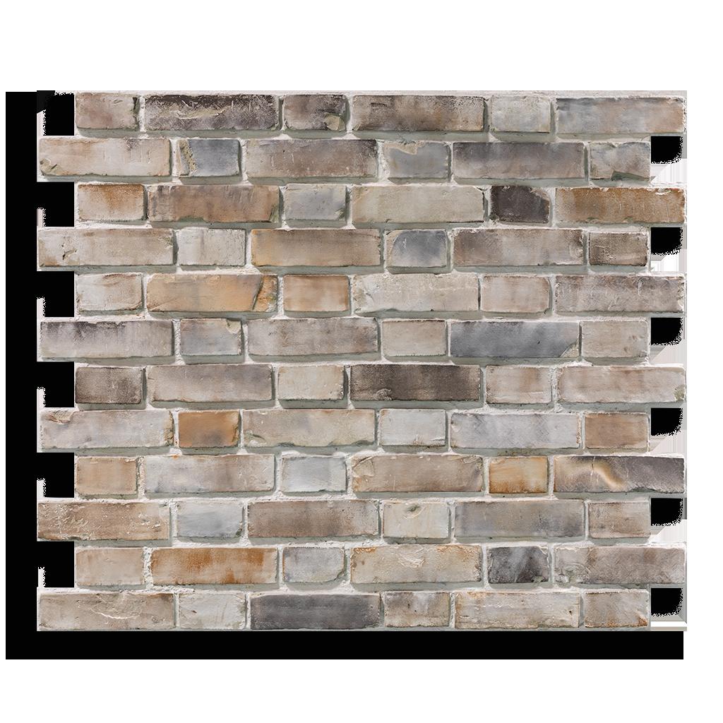 Produktaufnahme Ziegelstein Brick Grey Powder