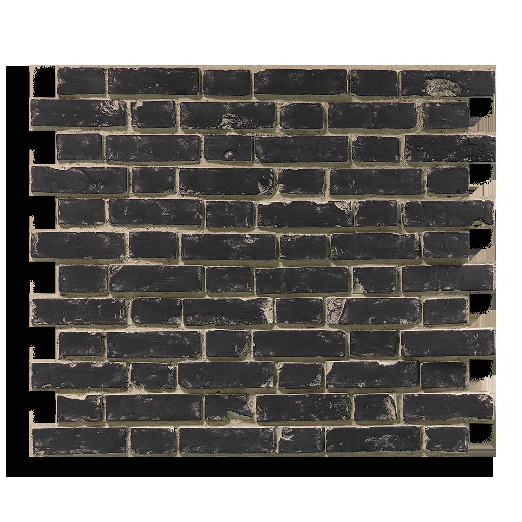 Produktaufnahme Ziegelstein Brick Pure Black