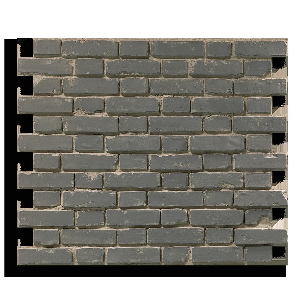 Produktaufnahme Ziegelstein Brick Pure Grey