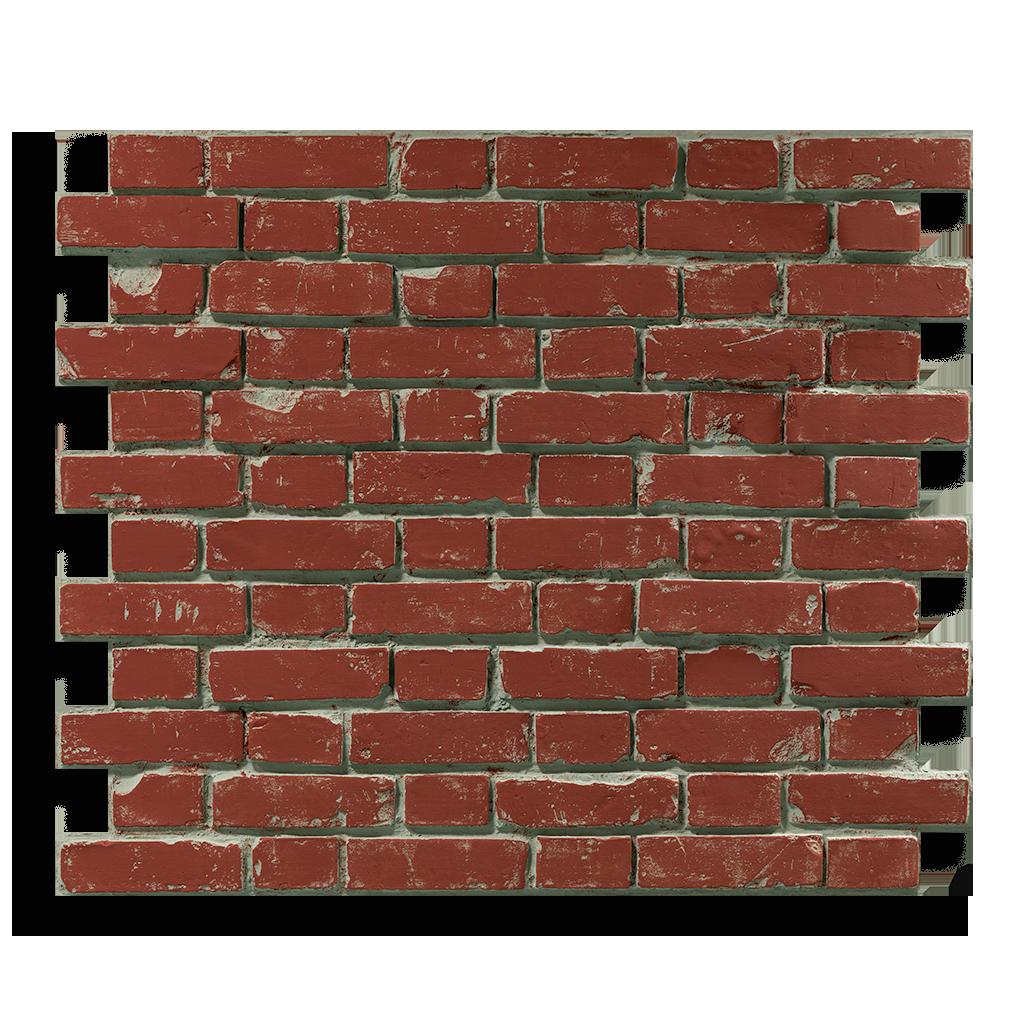 Produktaufnahme Ziegelstein Brick Pure Red