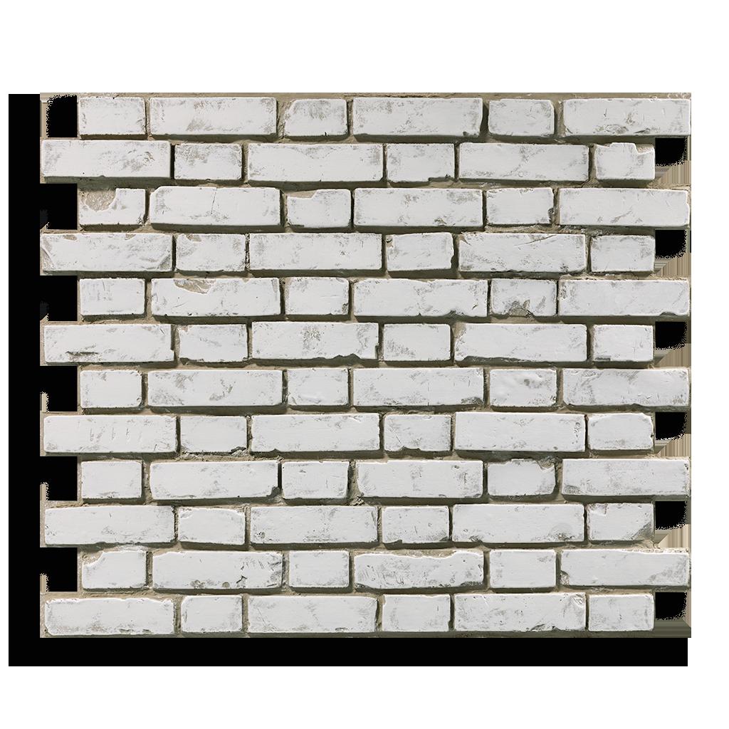 Produktaufnahme Ziegelstein Brick Pure White